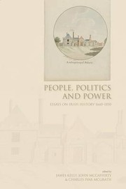 Cover of: People, politics and power by Kelly, James
