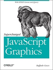Supercharged JavaScript graphics by Raffaele Cecco