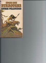 Cover of: Savage Pellucidar by Edgar Rice Burroughs