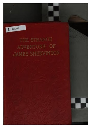 The Strange Adventures of James Shervinton: And Other Stories by Louis Becke