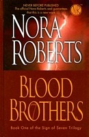 Cover of: Blood Brothers (Sign of Seven) by Nora Roberts