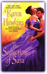 Cover of: The Seduction Of Sara by Karen Hawkins