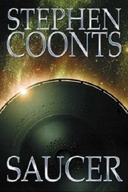 Cover of: Saucer by Stephen Coonts