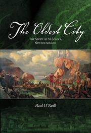 Cover of: The oldest city by Paul O&#39;Neill