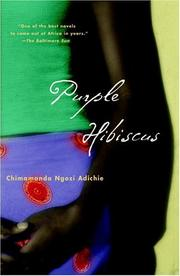 Cover of: Blauer Hibiskus by Chimamanda Ngozi Adichie