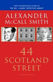 Cover of: 44 Scotland Street by Alexander McCall Smith