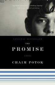 Cover of: The Promise by Chaim Potok