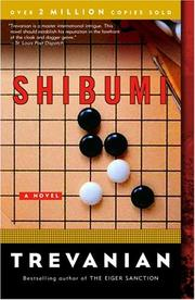 Cover of: Shibumi by Trevanian