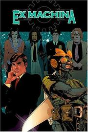 Cover of: Ex machina by Brian K. Vaughan