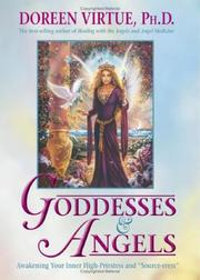 Cover of: Goddesses and Angels by Doreen Virtue