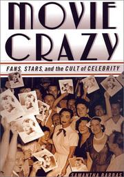 Cover of: Movie crazy by Samantha Barbas