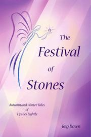 Cover of: The Festival of Stones by Reg Down
