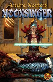 Cover of: Moonsinger by Andre Norton