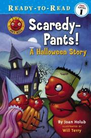 Cover of: Scaredy-Pants! by Joan Holub