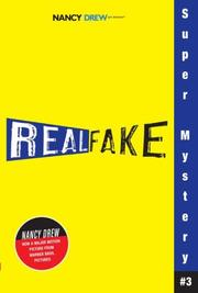 Cover of: Real Fake by Carolyn Keene