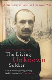 Cover of: Living Unknown Soldier by Jean-Yves Le Naour