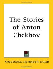 Cover of: The Stories of Anton Chekhov by Anton Chekhov