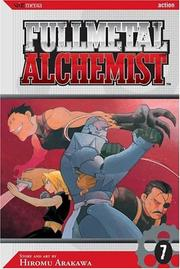 Cover of: Fullmetal Alchemist Volume 7 by Hiromu Arakawa