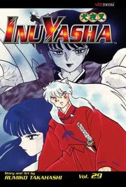 Cover of: InuYasha, Volume 29 by Rumiko Takahashi