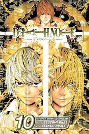 Cover of: Death Note, Volume 10 by Tsugumi Ohba