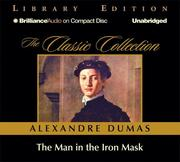 Cover of: Man in the Iron Mask, The by E. L. James