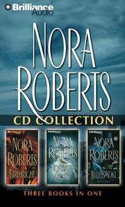 Cover of: Nora Roberts CD Collection 3 by Nora Roberts