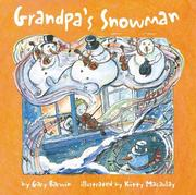 Cover of: Grandpa's Snowman by Gary Barwin