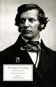 Cover of: The man of feeling by Mackenzie, Henry