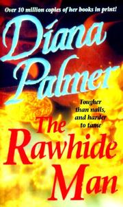 Cover of: Rawhide Man by Diana Palmer