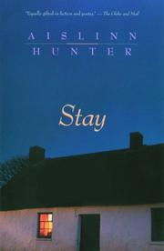 Cover of: Stay by Aislinn Hunter