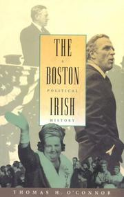 Cover of: The Boston Irish by O'Connor, Thomas H.