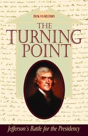 Cover of: The turning point by Frank Van der Linden