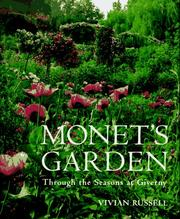 Cover of: Monet's Garden by Vivian Russell
