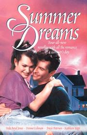 Cover of: Summer Dreams by Tracie Peterson