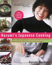 Cover of: Harumi&#39;s Japanese Cooking by Harumi Kurihara