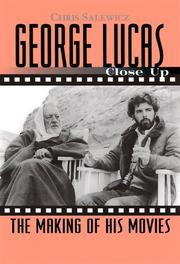 Cover of: George Lucas by Chris Salewicz