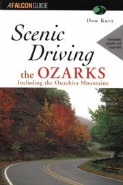 Cover of: Scenic driving the Ozarks by Donald R. Kurz