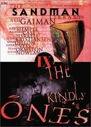 Cover of: The Kindly Ones (Sandman, Book 9) by Neil Gaiman