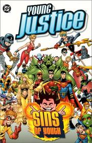 Cover of: Young Justice by Peter David