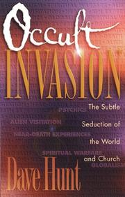 Cover of: Occult invasion by Dave Hunt