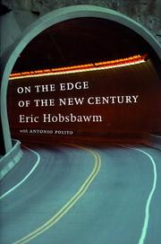 Cover of: On the edge of the new century by Eric Hobsbawm