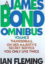Cover of: James Bond Omnibus by Ian Fleming
