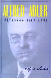 alfred adler understanding human nature pdf download