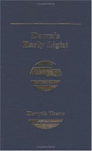 Cover of: Dawn's Early Light (Williamsburg) by Elswyth Thane