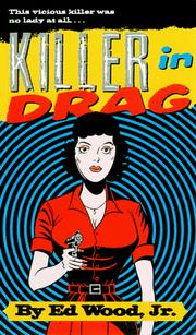 Cover of: Killer in drag by Edward D. Wood