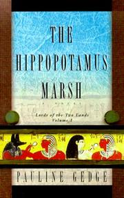 Cover of: The hippopotamus marsh by Pauline Gedge