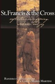 Cover of: St. Francis and the Cross by Carlo Maria Martini