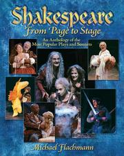 Cover of: Shakespeare by William Shakespeare