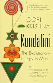 Cover of: Kundalini by Gopi Krishna