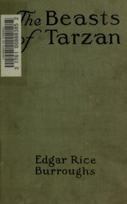 Cover of: The Beasts of Tarzan | Edgar Rice Burroughs